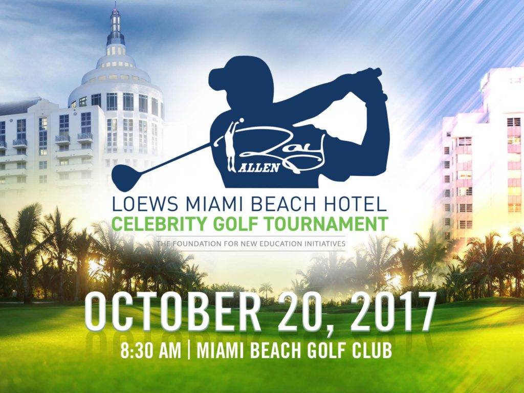 Beach Buzz: Loews Miami Beach hosts Celebrity Golf ...